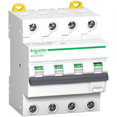 Schneider Electric A9D55432 ДИФАВТОМАТ 4П 6КА 32А C 300МА АС