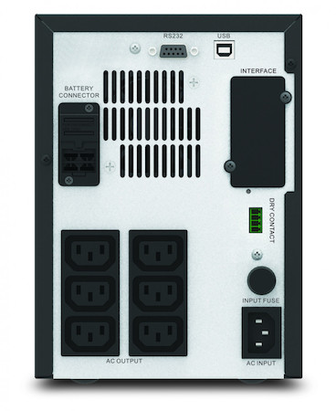 Schneider Electric ИБП APC Easy UPS SMVS 750 ВА 230 В, SMVS750CAI
